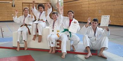 MSG beim Judo erfolgreich